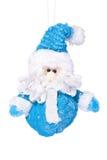圣诞节克劳斯・圣诞老人玩具 免版税库存图片