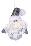 圣诞节克劳斯・圣诞老人玩具 库存照片