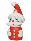 圣诞节克劳斯・圣诞老人 免版税库存照片