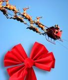 圣诞节克劳斯・圣诞老人 免版税图库摄影
