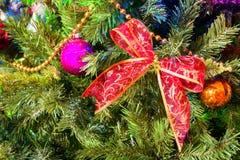 2017年圣诞节公鸡明亮的假日xmas年冬天传统背景星 库存照片