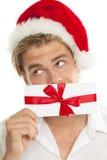 圣诞节凭证 图库摄影