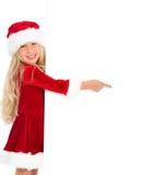 圣诞节列表愿望 免版税图库摄影