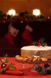 圣诞节口味 免版税库存照片