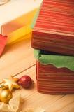 圣诞节和假日 存在 库存照片