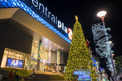 圣诞节和新年庆祝 免版税库存照片