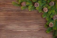 圣诞节和新年度背景 免版税库存照片