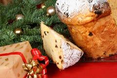 圣诞节在意大利 免版税库存图片