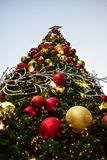 圣诞节在泰国 库存图片
