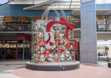 圣诞节在珀斯 库存图片