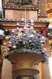 圣诞节在TIVOLI庭院里 库存照片
