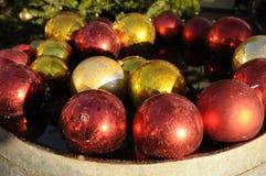 圣诞节在TIVOLI庭院里 免版税库存照片