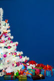 圣诞节堆存在 库存图片