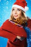 圣诞节奇迹 库存图片