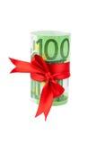 圣诞节奖金 免版税库存照片