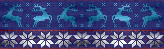 圣诞节套头衫样式设计 库存照片