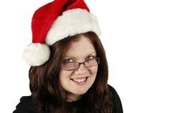 圣诞节女孩 图库摄影