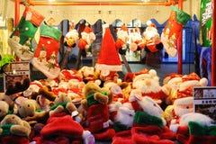 圣诞节市场在成都 图库摄影