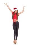 圣诞节幸福 免版税库存图片
