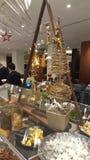 圣诞节庆祝在悉尼,NSFW,澳大利亚 库存照片