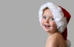 圣诞节微笑 图库摄影