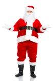 圣诞节愉快的圣诞老人 免版税库存图片