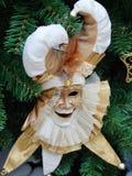 圣诞节戏弄背景 免版税库存图片