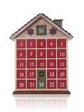 圣诞节房子 库存图片
