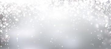 圣诞节抽象背景 库存例证