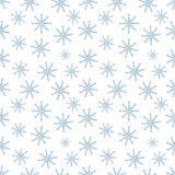 圣诞节收集新年度 水彩框架 汇集包括的冬天星 向量例证