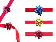 圣诞节收集连结 免版税库存图片