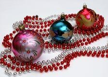 圣诞节新年度 图库摄影