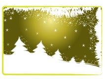 圣诞节明信片 库存图片