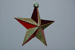圣诞节星形 库存图片