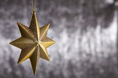 圣诞节星 库存图片