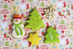 圣诞节曲奇饼查找图象查找更多我的投资组合同样系列 图库摄影