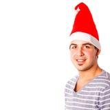 圣诞节更加接近的获得的时间 图库摄影