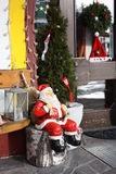 圣诞节来临 免版税库存照片