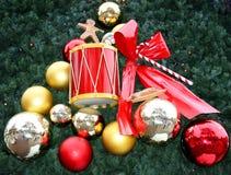 圣诞节来 免版税库存照片