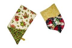 圣诞节杯子地毯集合 免版税库存图片