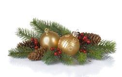 圣诞节构成 免版税库存图片