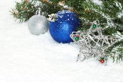 圣诞节构成 库存图片