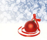 圣诞节构成 免版税图库摄影