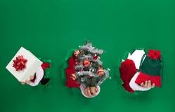 圣诞节标志 库存照片