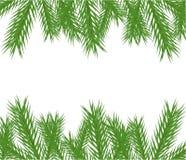 圣诞节框架结构树 免版税库存照片