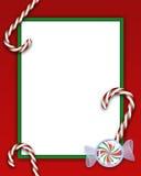 圣诞节框架 图库摄影