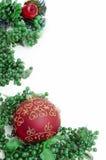 圣诞节框架 库存图片