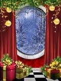 圣诞节梦想 免版税库存照片
