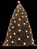 圣诞节椭圆 库存图片