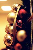 圣诞节温暖 图库摄影